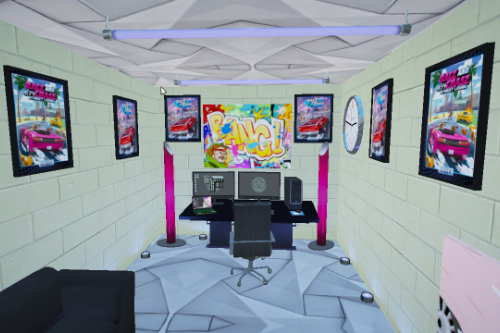 Michael & Jimmy Gaming Room