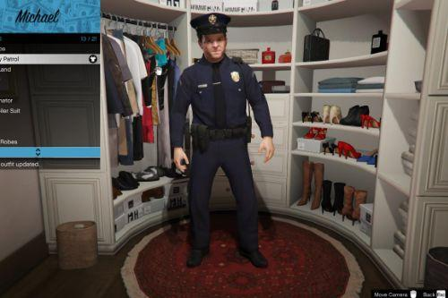 Michael LSPD Uniform
