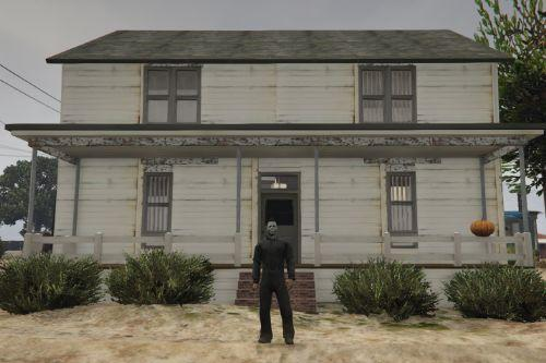 Michael Myers house from Halloween (1978) [Menyoo/Map Editor]