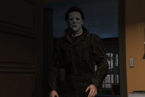 Michael Myers RZ (Masked and unmasked)
