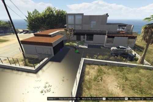 Micheal's New Billionaire's House