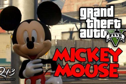 Mickey Mouse [Add-On]