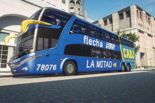 Micro de Boca Juniors (Argentina)