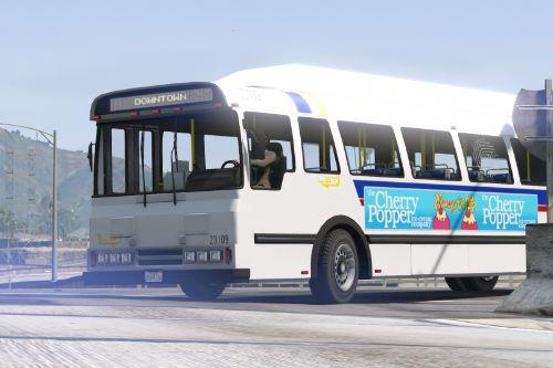 Midtown Madness 2 Style Liveries for Brute Retro Bus