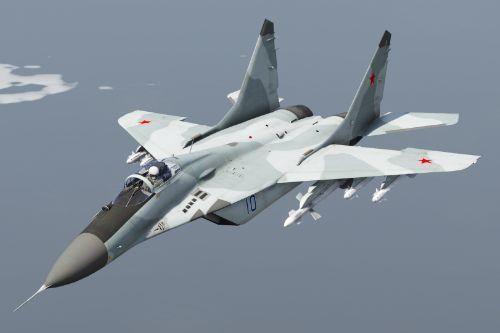 Mig-29A Fulcrum [Add-On]