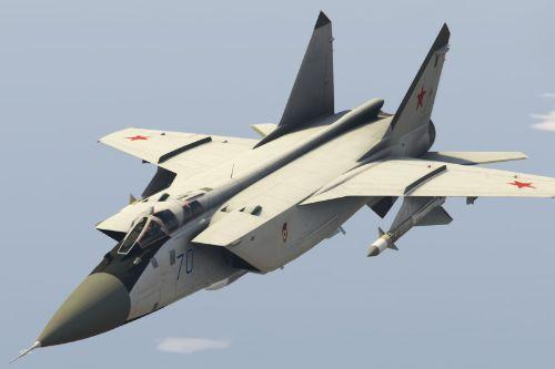 Mig-31BM Foxhound [Add-On]