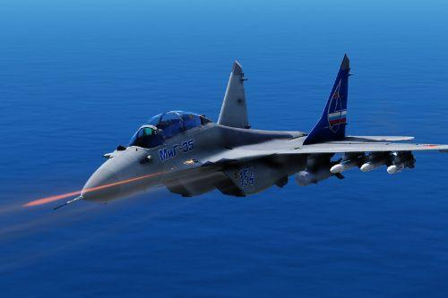 Mikoyan MiG-35 D [Add-On]