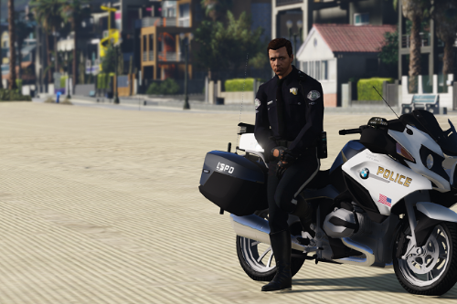 Realistic LSPD (LAPD) Texture Pack