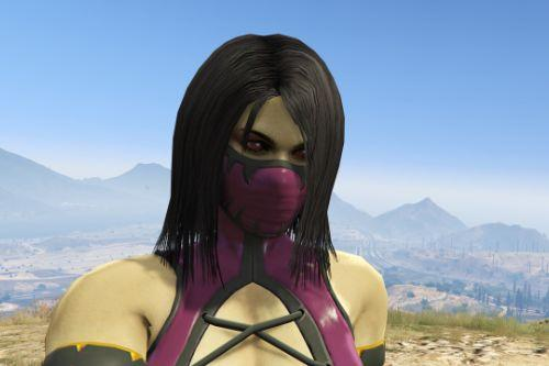 Mileena [Add-on Ped]