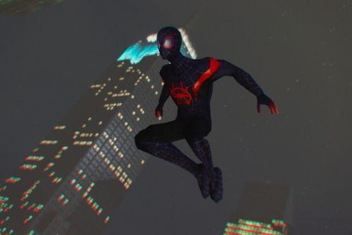 Miles Morales (Into the Spider-Verse retexture)