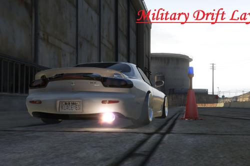 Military Drift Layout 2