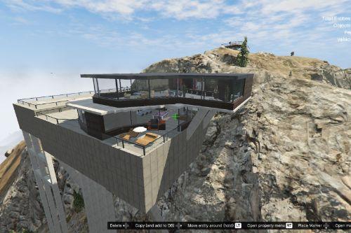 Millionaire's Mountain House