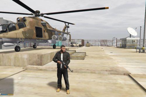 Military Base Of Trevor