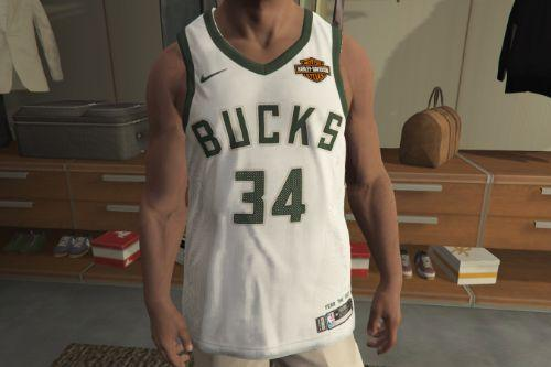 Milwaukee Bucks #34