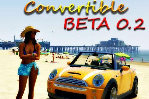 F957ea mini cooper convertible beta 0.2 by danix93