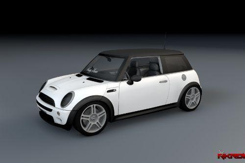 Mini Cooper S Euro