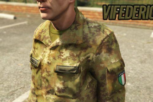 Mini pack Divisa Esercito Italiano + Basco | Italian Army