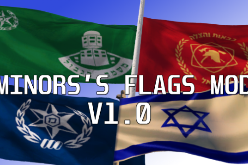 MinorS's Flags Mod