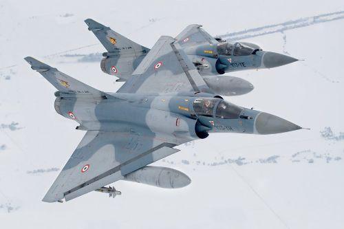 Mirage 2000 Armée Francaise