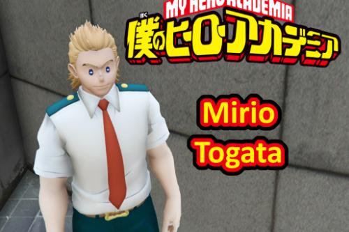 Mirio Togata (My Hero Academia / Boku no hero) [Add-On]