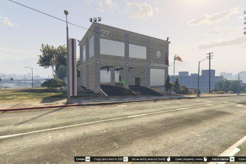 Mirror Park Fire Station (Fivem)