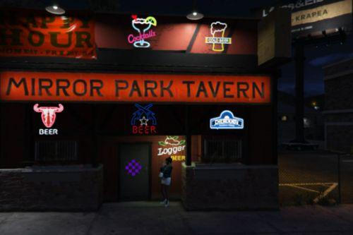 Mirror Park Tavern [Menyoo]