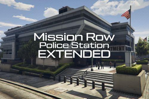 Mission Row Police Station — Interior Extended