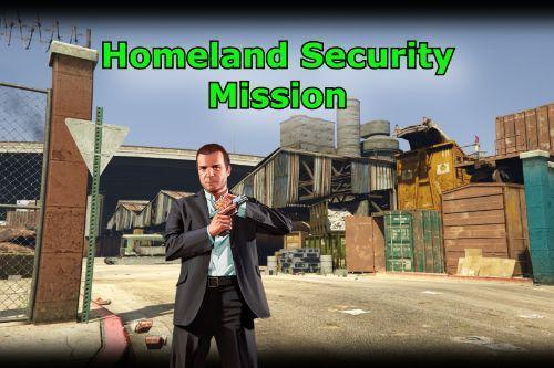 Homeland Security [Mission Maker]