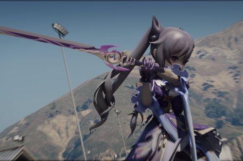 Mistsplitter Reforged from Genshin Impact [Add-on]