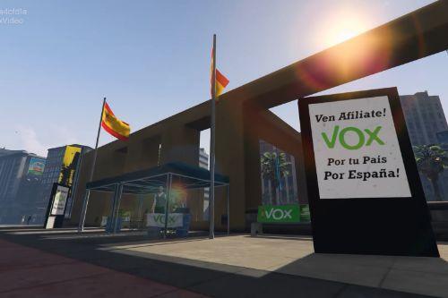 Mitin / Rally Vox Spain [SP/ YMAP / FiveM]