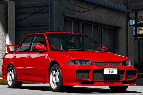 Mitsubishi Lancer Evo 3 [Add-On/Unlocked]