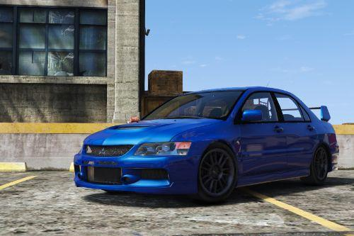 Mitsubishi Evo 9 MR (2006) [Add-On | Tuning]