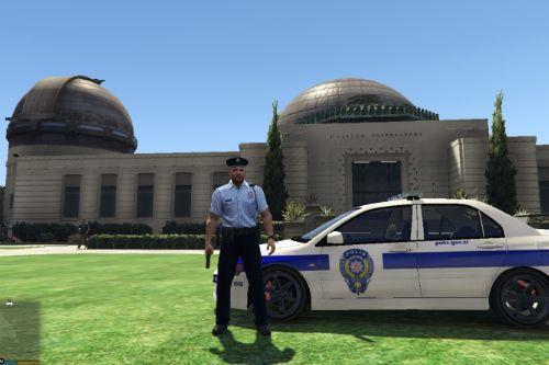 Mitsubishi Evo Türk Polis