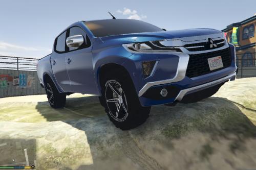 Mitsubishi L200 Triton 2019