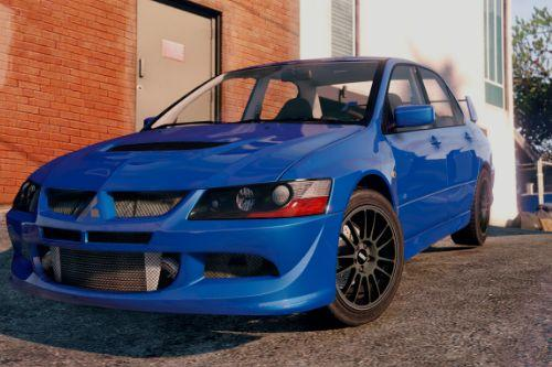 Mitsubishi Lancer EVO 8 MR [Tuning]