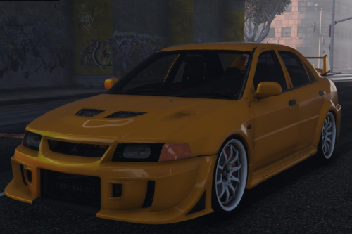 Mitsubishi Lancer EvoVI Tommi Makinen [Add-On | RHD | Wipers]