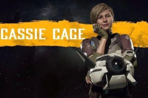 MK11-Cassie Cage [Add-On Ped] 4K