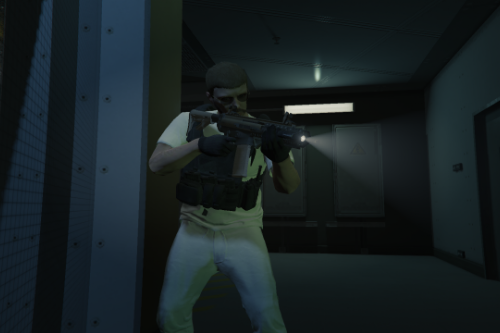Tactical MK16 [SP/FiveM] [Animated]
