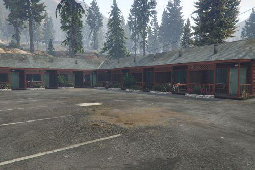 [MLO] Bayview Lodge Motel & Store Interiors