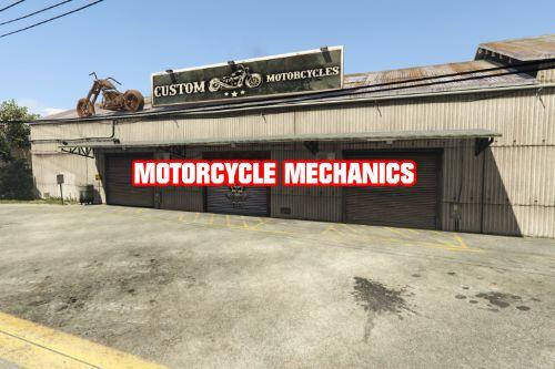 [MLO] Biker mechanics Paleto [SP / FiveM]