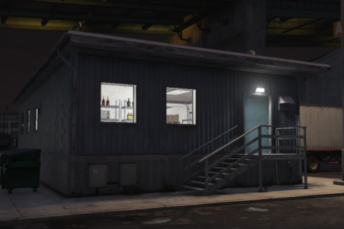[MLO] Druglab in Port of Los Santos [FiveM/SP]