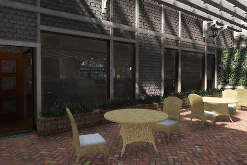 [MLO] Drusilla's Venetian Restaurant + gambling basement [Add-On SP / FiveM]