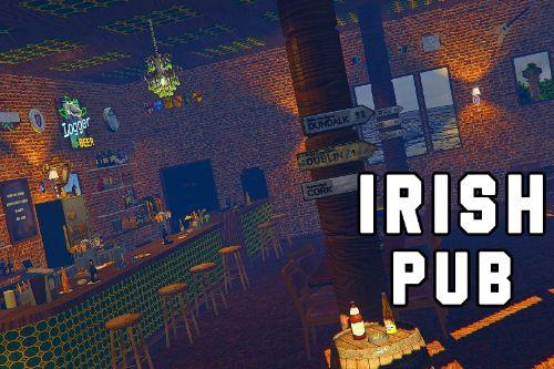 [MLO] Irish Pub [Add-On SP / FiveM / AltV]