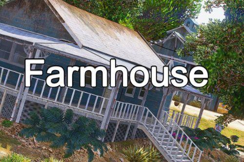 [MLO] Modern Farmhouse [SP / FiveM / AltV]