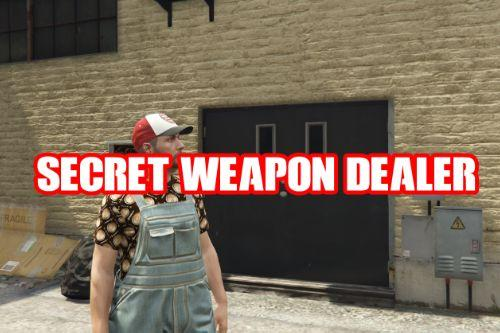 MLO Secret Weapon Dealer [SP / FiveM]