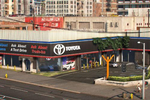 Toyota Car Dealership [OIV]