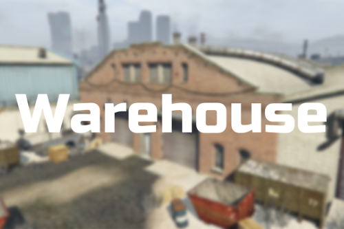 [MLO] Warehouse Interior [Add-On SP / FiveM]
