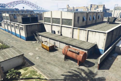 [MLO] Warehouse [SP/FiveM]