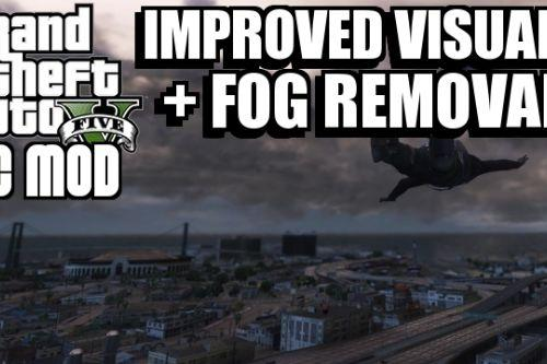 No Fog | Noise | Chromatic (Mod Community Graphics)