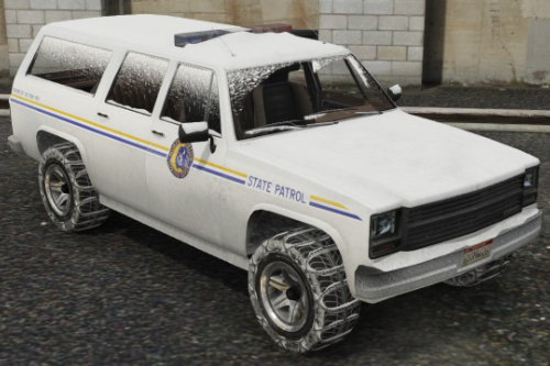 Modded Police Cars